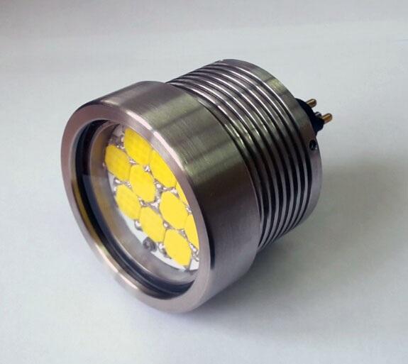 Светодиодный подводный фонарь своими руками 50